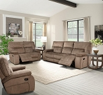 Taft Reclining Sofa and Loveseat